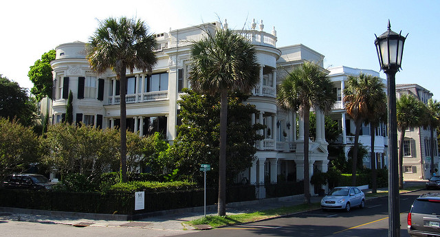 Charleston is one of the most historic cities in the USA